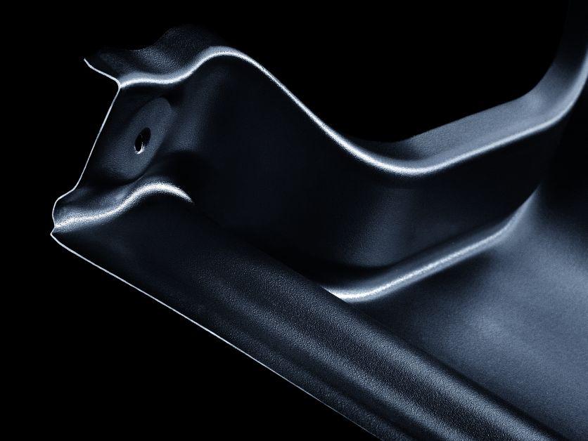 Blachodachówka modułowa Venecja czarna x-matt